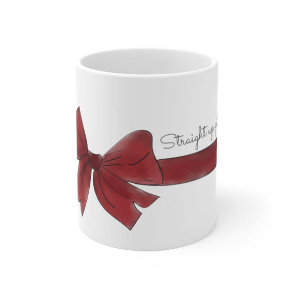 Gift to Humanity Mug (red)