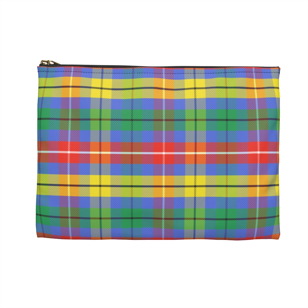 Richard's Plaid Accessory Pouch