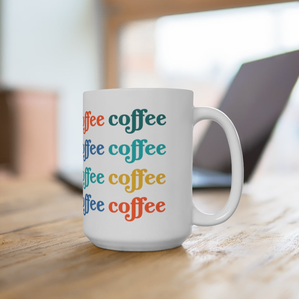 Coffee Mug (white)