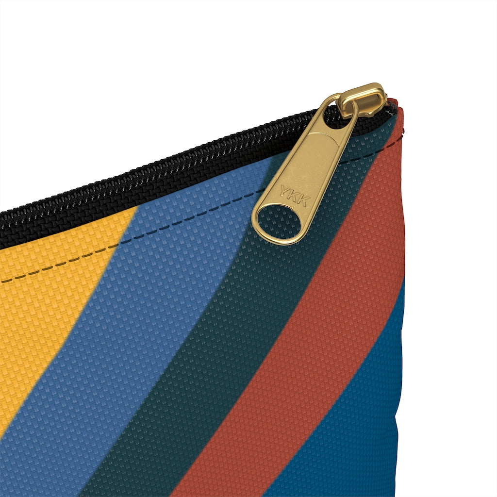 Rainbow Road Accessory Pouch