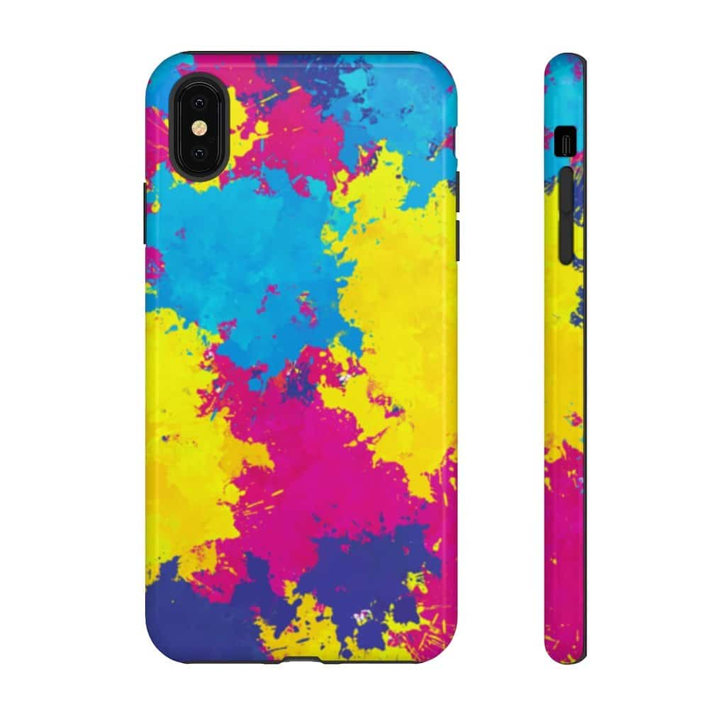Splatter Tough Case