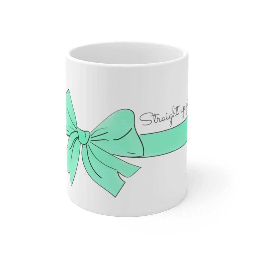 Gift to Humanity Mug (mint)