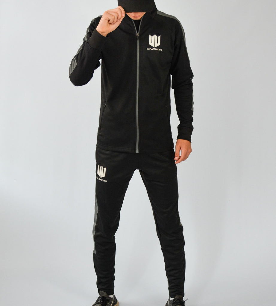 KA Mens Resilience Training Tracksuit Full