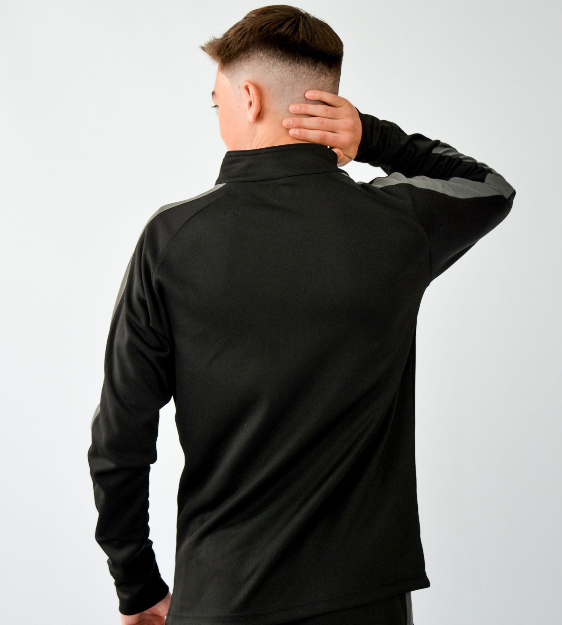 KA Mens Resilience Training Tracksuit Top Back