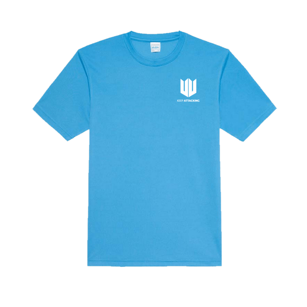 KA Kids T-Shirt Blue