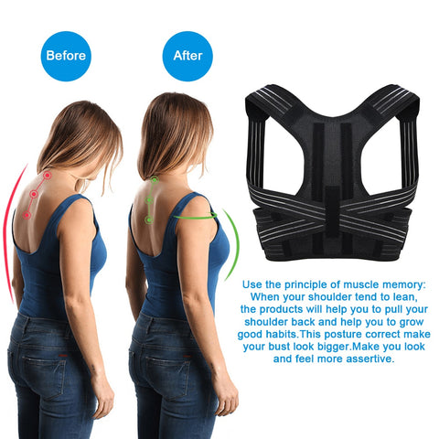Cross Over Comfort Posture Corrector