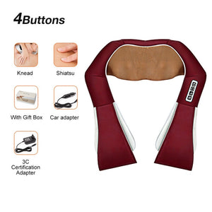Shawl Deep Shoulder Massager
