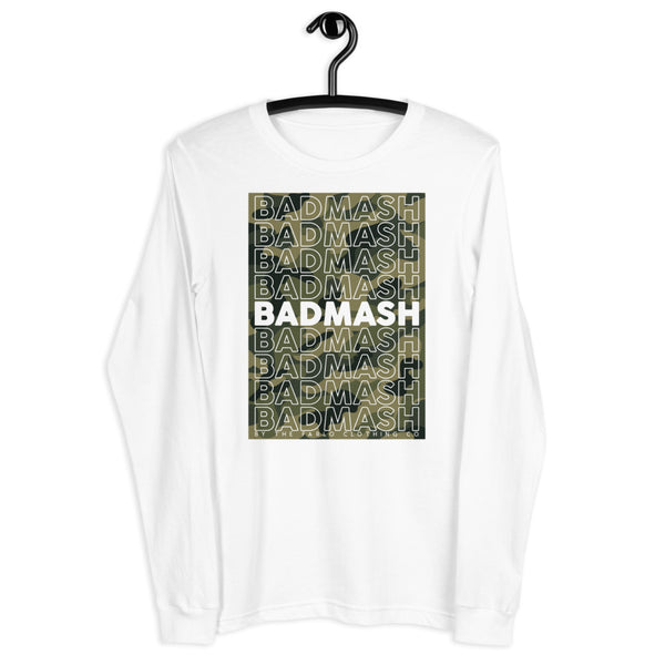 Badmash X Farlo Unisex Long Sleeve