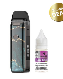 Vaporesso Luxe PM40 Bundle Deal