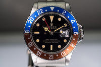 1966 Rolex Gilt 1675 GMT - Burnt Orange Pepsi Insert
