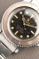 1966 Rolex 5512 Tropical Wabi-Sabi Submariner