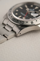 1991 Rolex 16570 Explorer II black dial - Unpolished
