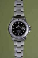 1989 Rolex Ghost 16610 Submariner
