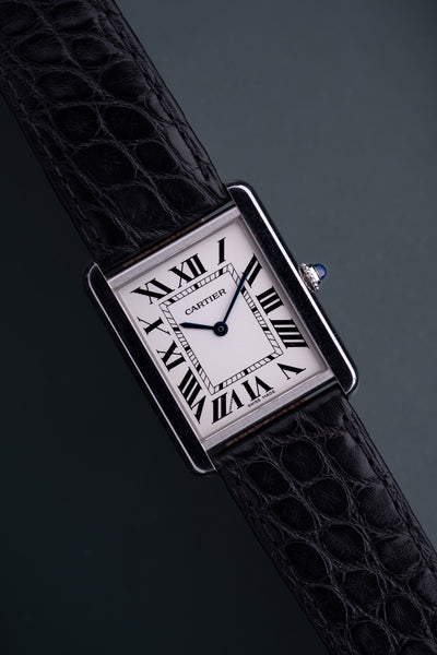 2011 Cartier Tank Solo Large