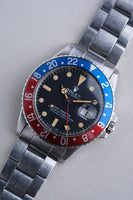 1971 Rolex 1675 Pepsi MK4 Dial - Unpolished King
