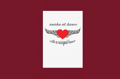 Awake at Dawn with a Winged Heart and Give Thanks