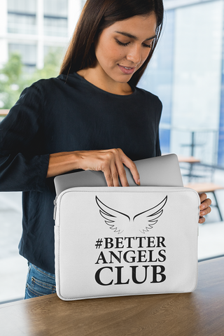 better angels laptop sleeve