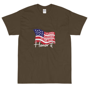 Men's Pledge Short Sleeve T-Shirt