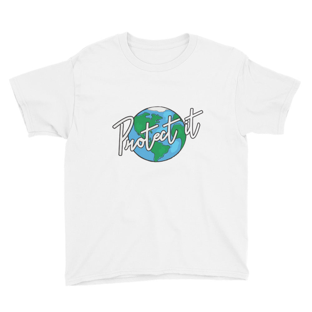 Youth Short Sleeve T-Shirt-light colors-sizes XS, S, M, L, XL