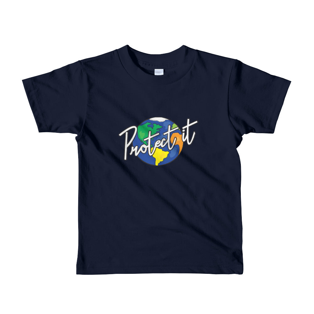 Youth Short sleeve t-shirt-dark colors-sizes 2yr, 4 yr, 6 yr