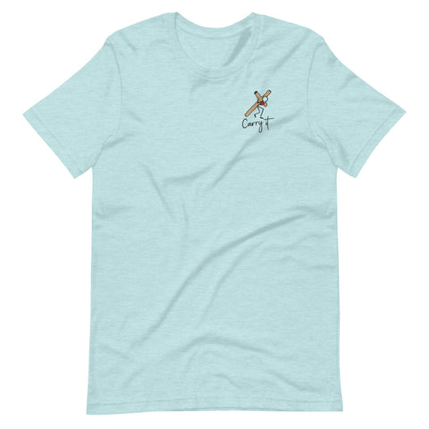 Women's Religious short sleeve t-shirt (light colors)