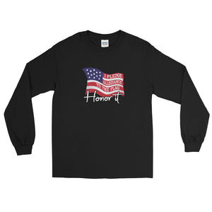 Men's Long Sleeve Pledge Shirt