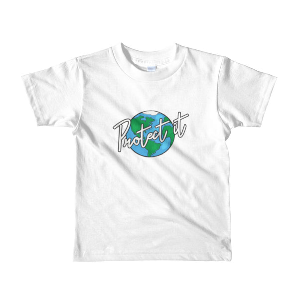 Youth Short sleeve kids t-shirt-light colors-Sizes 2 yr, 4, yr or 6 yr