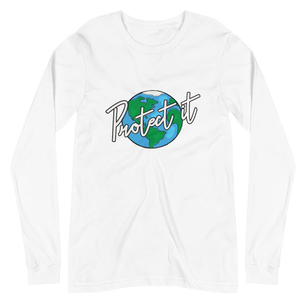 Women's  Long Sleeve Tee- light colors