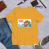 Camiseta unisex Ship of Gouda Crew Festival