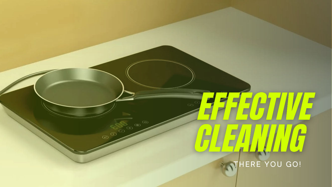 Effective cleaning - Steel and Water