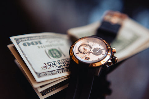 Store valuables like money, watches and jewelry.