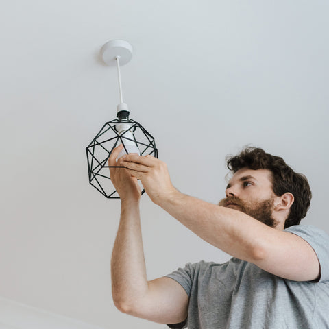 Adding smart lights can be as easy as changing a lightbulb.