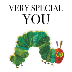 Shop Personalised Very Hungry Caterpillar Products - The Personal Shop