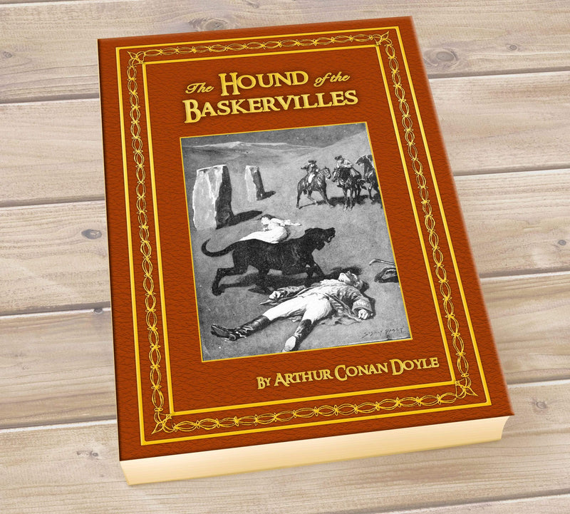 Hound of the Baskervilles Personalised Novel - The Personal Shop