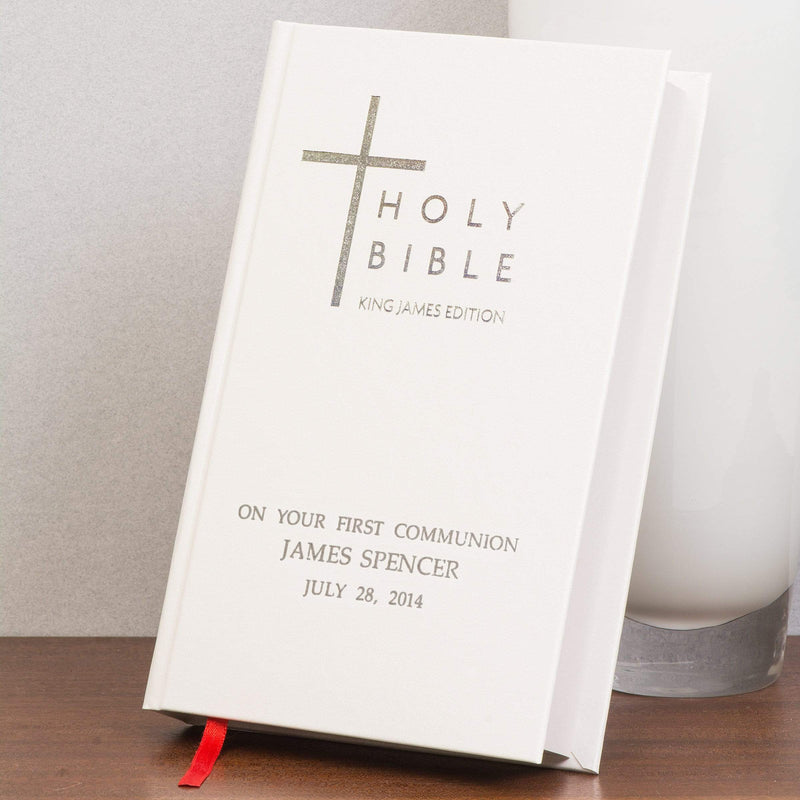 Personalised King James Bible - The Personal Shop