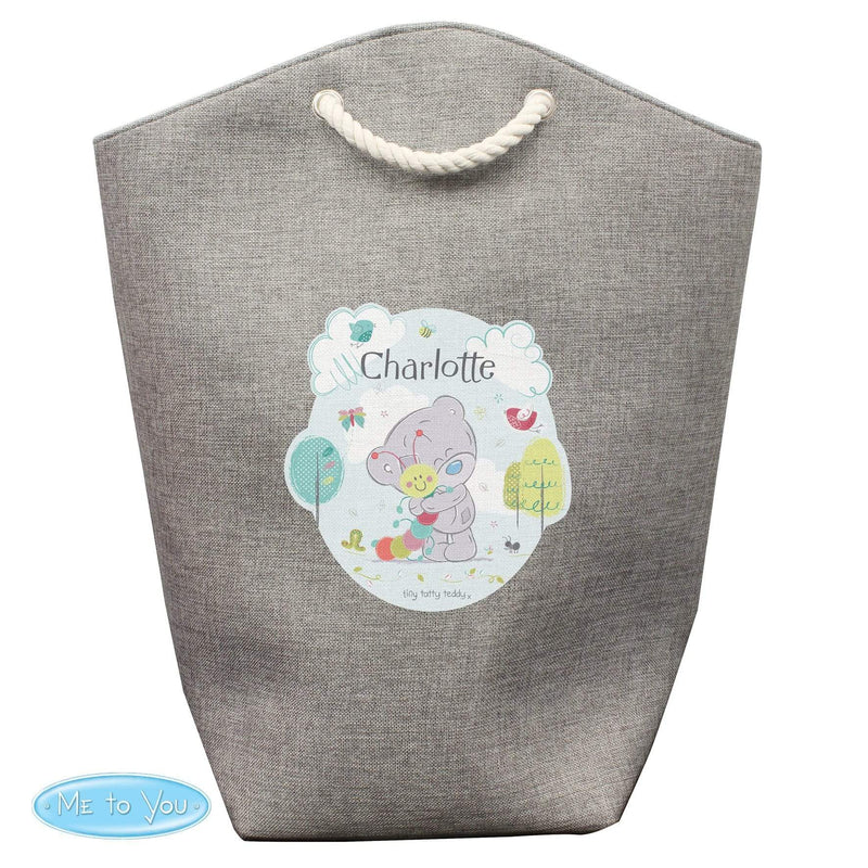Personalised Tiny Tatty Teddy Cuddle Bug Storage Bag - The Personal Shop