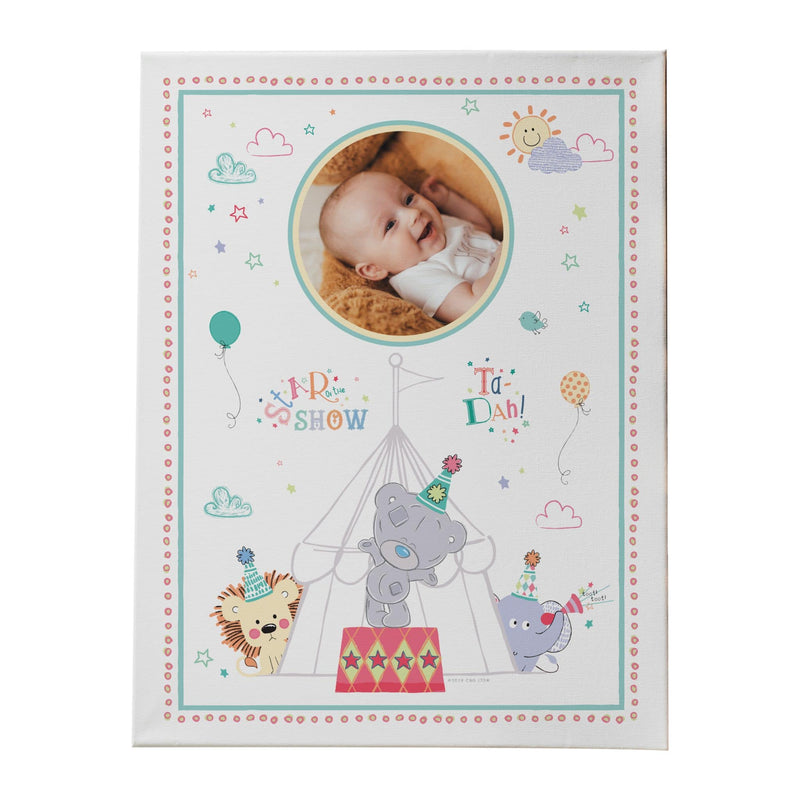 Tiny Tatty Teddy Little Circus Photo Canvas - The Personal Shop