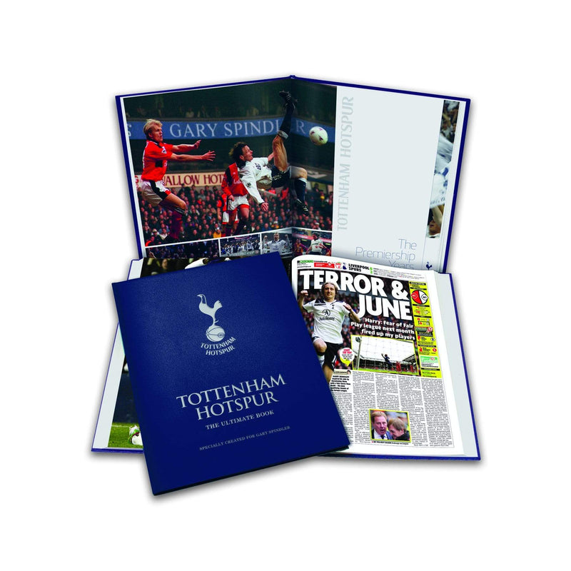 Tottenham Hotspur: The Ultimate Book - The Personal Shop