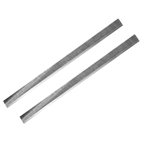 12-1/2-Inch x 11/16-Inch x 1/8-Inch Planer Knives For Jet JWP-12, 708493 Planer, Set of 2