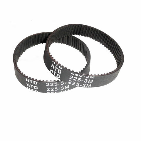 Replacement Toothed Drive Belt # 2604736001 for Bosch 3365 Planer -2PK