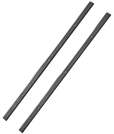 13 in. Planer Blades 128024 for POWERTEC PL1300 Planers - Set of 2