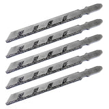 "4"" 100mm Diamond Coated Jigsaw Blades Set - T Shank - 5 Pack"
