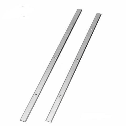 "12-1/2"" Planer blades 128039 for POWERTEC PL1250, PL1251, PL1252 Planer - Set of 2"