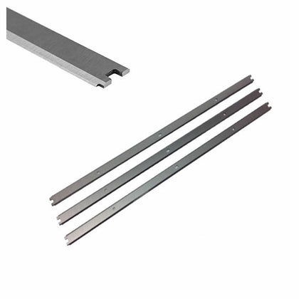 13-Inch HSS Planer Knives for Ridgid 27263 Planer, Ridgid R4331, R4330 Planer Blades, Replaces AC20502 - Set of 3