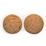 COLMATED CORK BALLS, NATURAL (SELECT DIAMETER AND PACK SIZE)