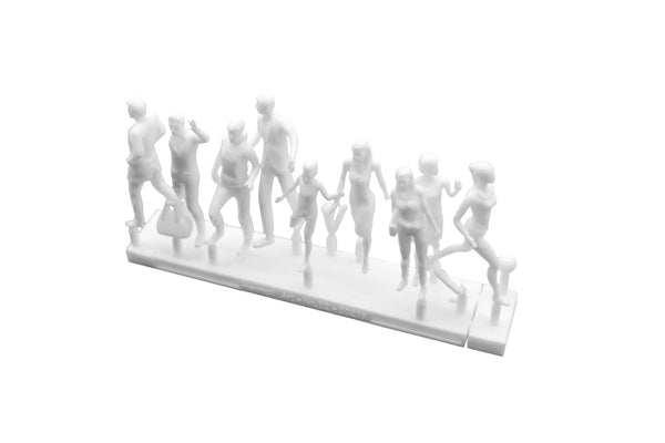HERMOLI WALKING FIGURES, M=1:50