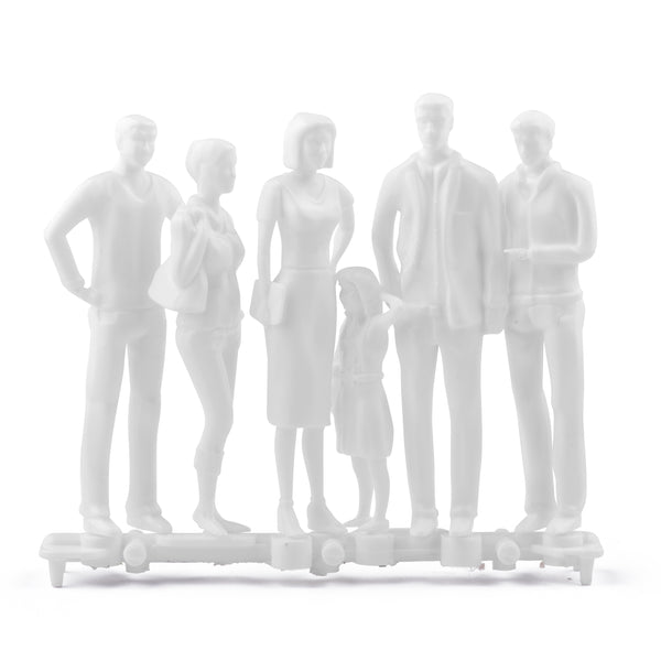 HERMOLI STANDING FIGURES, SCALE M=1:25 (SELECT SIZE AND COLOUR)