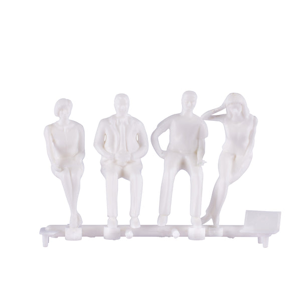 HERMOLI SITTING FIGURES, SCALE M=1:25 (SELECT SIZE AND COLOUR)