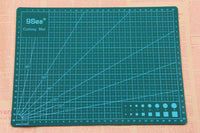 PRO PVC CUTTING MAT, GREEN, SELF HEALING (A3 A4 A5)