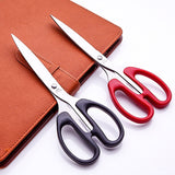 STATIONARY SCISSORS, STAINLESS STEEL (1 PC)